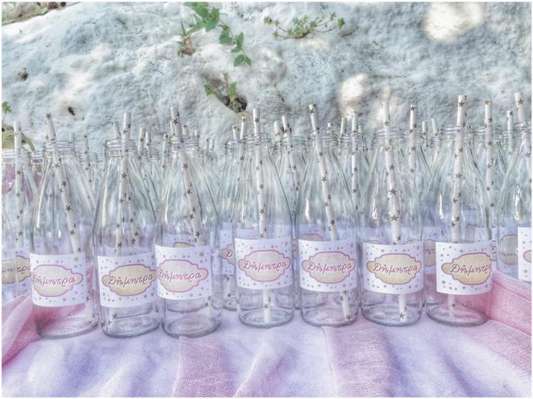 Pink Lemonade & Bottles!